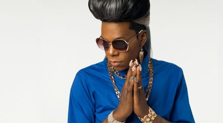 JMG Magazine / Big Freedia