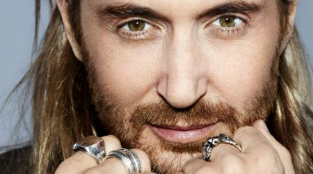 JMG Magazine / David Guetta