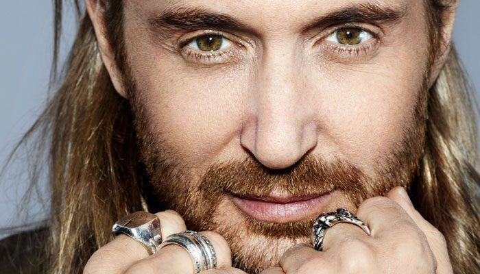 JMG Magazine / David Guetta