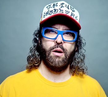 Judah Friedlander / JMG Magazine