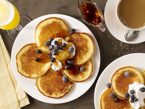 JMG Magazine / Lemon Ricotta Pancakes