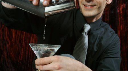JMG Magazine / Bartender Contest