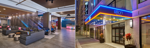 Aloft Downtown Houston