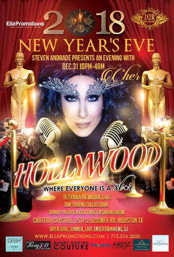 Hollywood New Year's Eve