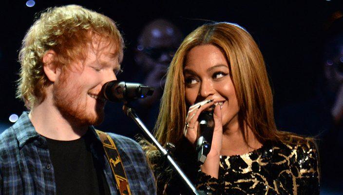 Beyonce & Ed Sheeran