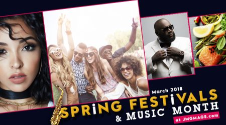 Spring Festivals & Music Month