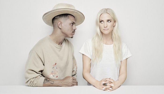 Ashlee Simpson + Evan Ross