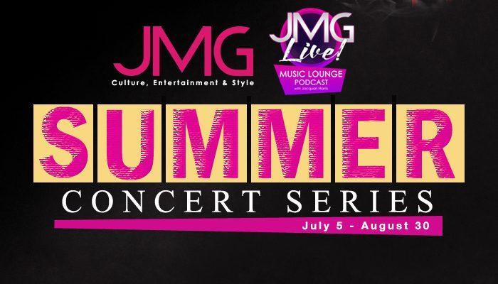 JMG Live! Summer Concert Series