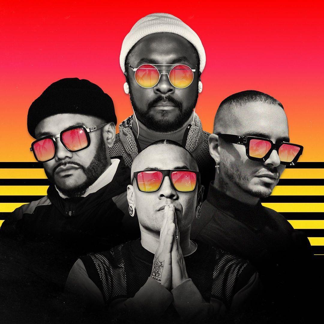 Black Eyed Peas J Balvin