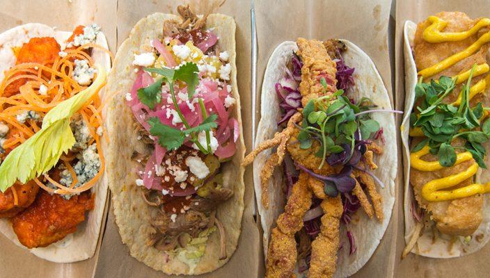 Tacos To-go Velvet Taco